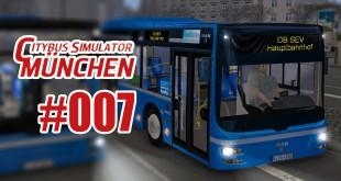 City Bus Simulator München #007 – Schienenersatzverkehr SEV zum Hauptbahnhof!