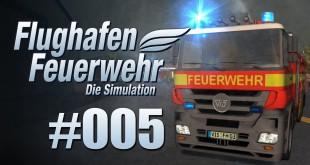 Flughafen Feuerwehr: Die Simulation #05 – Sportflugplatz