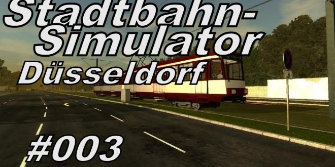 Stadtbahn-Simulator Düsseldorf #003 – Unter Tage