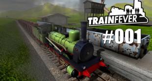 Train Fever BETA #001 – Los geht's!