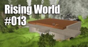 Rising World #013 – Treppen!