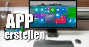 Windows 8-Apps erstellen – Schnell und einfach!
