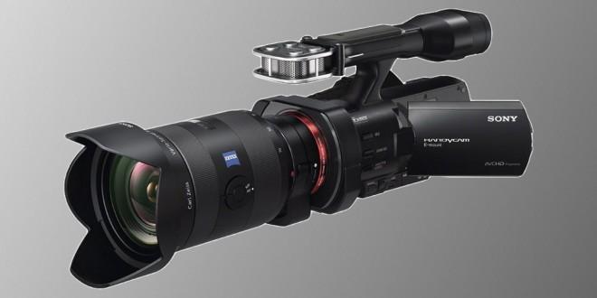 Die neue NEX VG 900 von Sony!