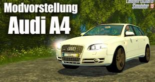 AUDI A4 Avant Quattro – Modvorstellung (LS 15)