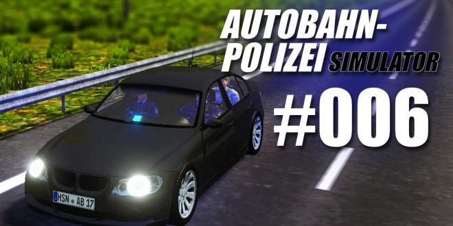 Autobahnpolizei-Simulator #006 – LKW-Kontrolle