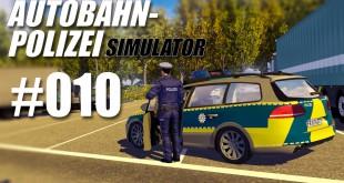 Autobahnpolizei-Simulator #010 – Festgenommen!