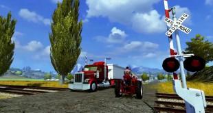 Landwirtschafts-Simulator Trailer für PS3 und Xbox!