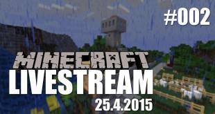 Livestream (25.4.2015) #002 – Mit der Bahn in die Tiefe