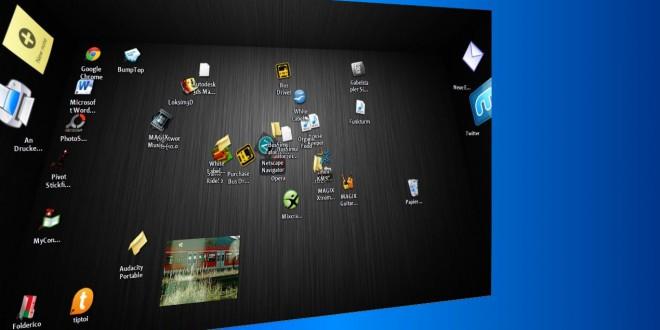 Desktop zum 3D-Erlebnis machen!