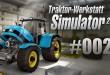 Traktor-Werkstatt Simulator 2015 #002 – Öl- und Benzinfilterwechsel