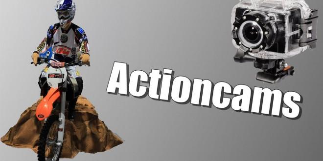 Die neuen Actioncams!