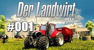 Der Landwirt 2014 #001 – Anfang des Bauernlebens