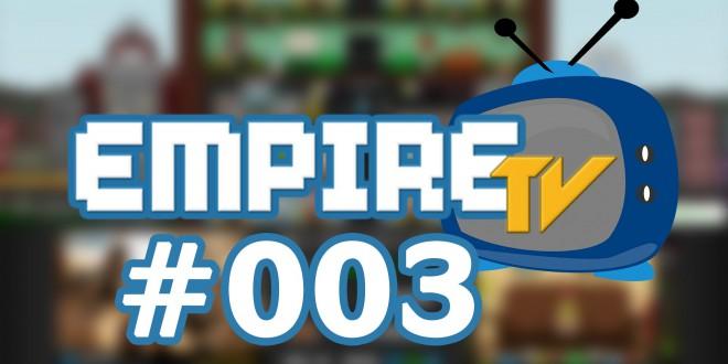 Empire TV Tycoon #003 TV-Simulator – Probleme bei den Finanzen