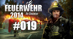 Feuerwehr 2014 – Die Simulation #019 – Rettungswagen-Fahrerei