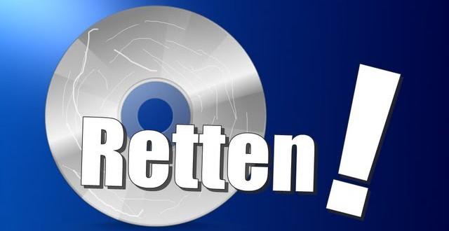 Zerkratzte CD/DVD einfach reparieren!