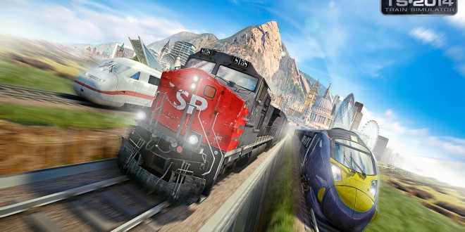 Train Simulator 2014 – Das ist neu!