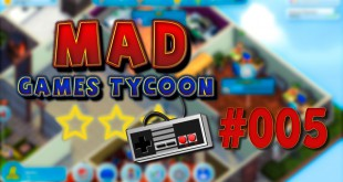 Mad Games Tycoon #005: Die eigene Produktion