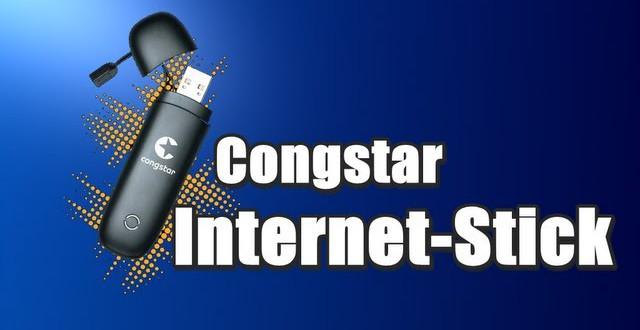 Congstar Internet-Stick – Review