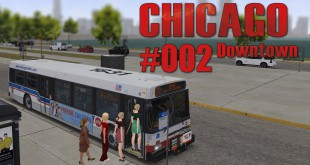 OMSI 2: Chicago Downtown #02: Performance-Probleme auf Linie 130!
