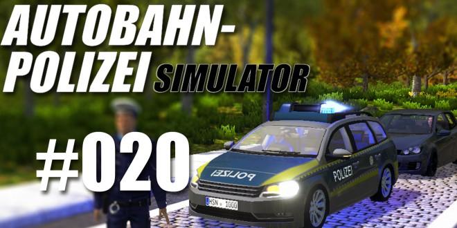 Autobahnpolizei-Simulator #020 – Bestraft für Überstunden!