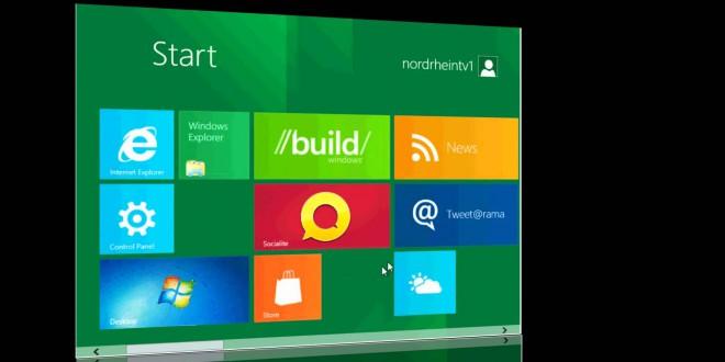 Windows 8 – Das Tablet-Betriebssystem!