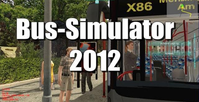 Der Bus-Simulator 2012