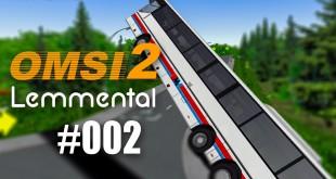 OMSI 2: Mit dem Setra 319 UL durch Lemmental #002 – OMSI der Flugsimulator?!