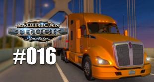 American Truck Simulator #016 – Wir brauchen Kohle! Gameplay ATS deutsch HD