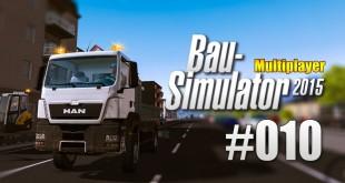 Bau-Simulator 2015 Gold Multiplayer #010 – Ein Herz für KI-Autos!