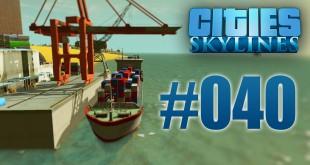 Cities: Skylines #040 – Das Gewerbe flieht!