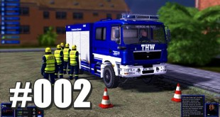 THW-Simulator 2012 #002 – Mission: Impossible