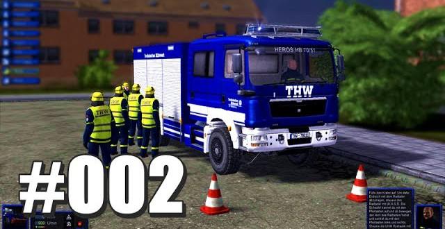 THW-Simulator 2012 #002 – Mission: Impossible