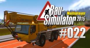 Bau-Simulator 2015 Gold Multiplayer #022 – Mobiler Kranwagen gekauft!