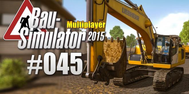Bau Simulator 2015 Gold Multiplayer #045 – Swimmingpool-Bau!