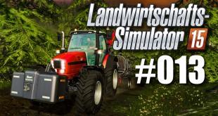 Landwirtschafts-Simulator 15 #013 – Endlich Forstbereich!