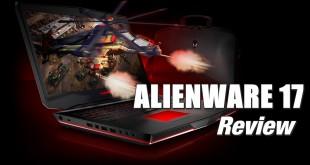 Alienware 17 – REVIEW (Deutsch)