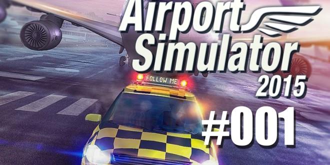 Airport Simulator 2015 #001 – Flugzeuge beladen!