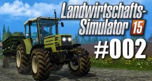 Landwirtschafts-Simulator 15 #002: Ab zum Händler!