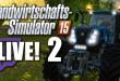 Landwirtschafts-Simulator 15 Livestream mit John Mayers und nordrheintvplay – 2 / 6