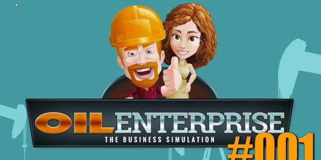Oil Enterprise #001 – Isabella, Hektor und der Boss
