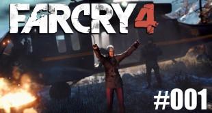 Far Cry 4 #001 – Die blutige Ankunft in Kyrat