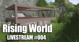 Rising World Livestream: Optimierungen im Sanitärbereich – 4 / 4