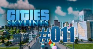 Cities: Skylines #011 – Das Solarkraftwerk