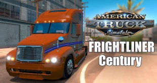 FRIGHTLINER Century Globetrotter XL – Modreview ATS American Truck Simulator