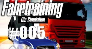 Fahrtraining – die Simulation #005 – Busführerschein!