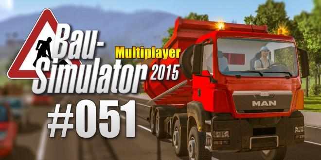 Bau-Simulator 2015 Gold Multiplayer #051 – Ansgar VS. Zenges