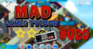 Mad Games Tycoon #020 – Das Multiplayer-Feature!