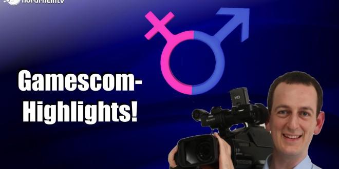 Jan von 61MinutenSex: Meine Gamescom-Highlights!