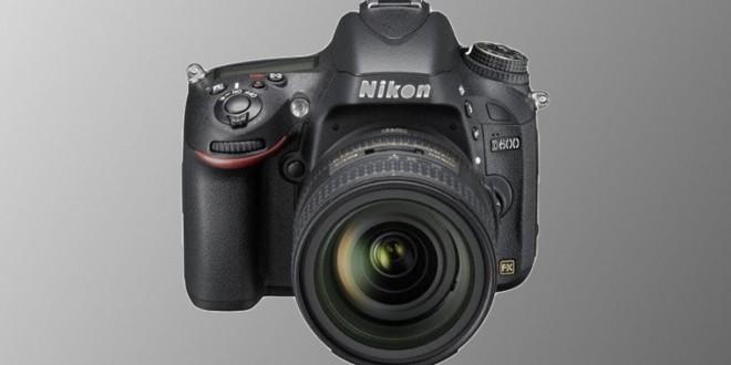 Die neue Nikon D600