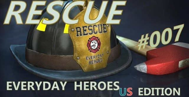 Rescue: Everyday Heroes #007 – Mister Brad Cock